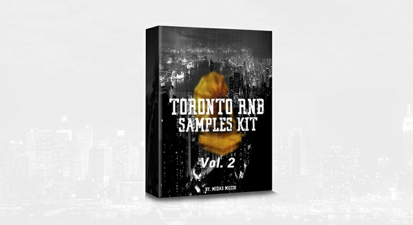 Toronto RNB Samples Pack vol 2