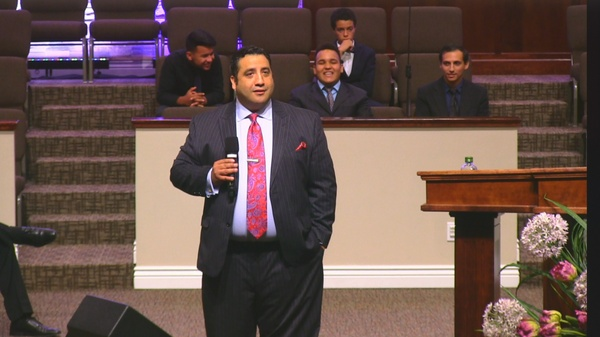 """Rev. Andre Urquidez 08-07-16pm """" The Strategy of Revival """" MP4"""
