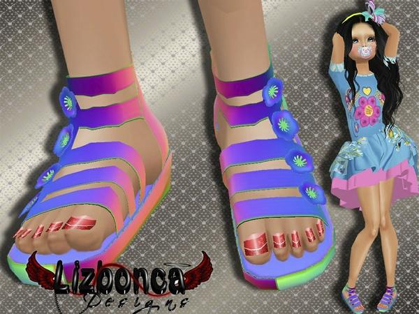 Child sandals mesh 5
