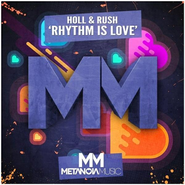 Holl & Rush - Rhythm Is Love | Ableton Remake