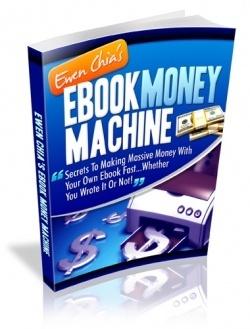 Ebook Money Machine