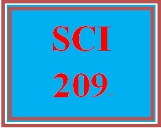 SCI 209 Week 3 NOAA Activity Part 2 Marine Pollution