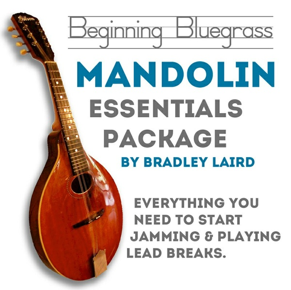 Mandolin Essentials Package