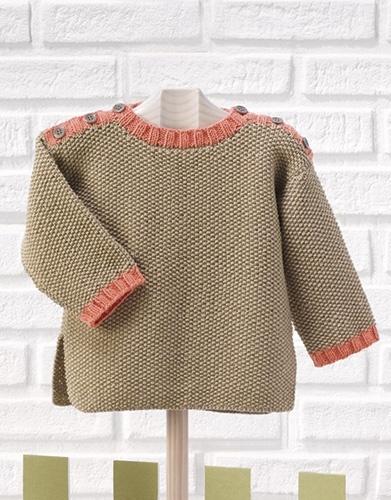 Moss St. Sweater