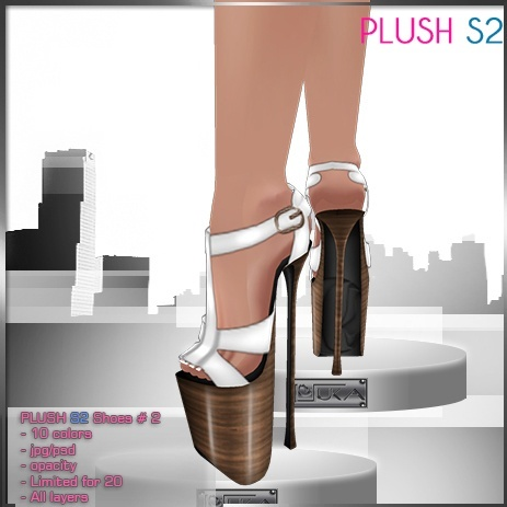 2014 Plush S2 Shoes # 2
