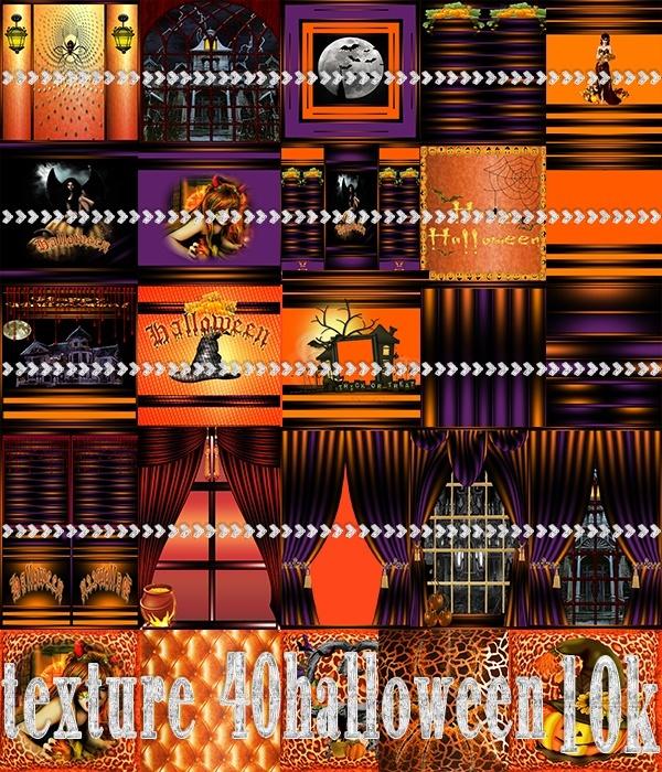 texture halloween usd 5.00