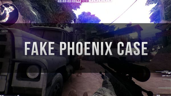 Fake Phoenix Case Pack