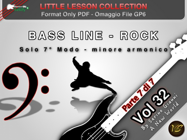 LITTLE LESSON VOL 32 - Format Pdf (in omaggio file Gp6)