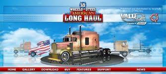18 Wheels of Steel: American Long Haul PC Game