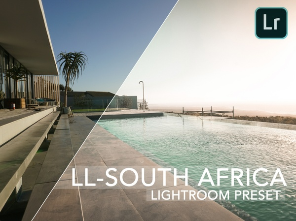 SOUTH AFRICA - Lightroom Preset (for RAWs + JPEGs) | CASIMIR