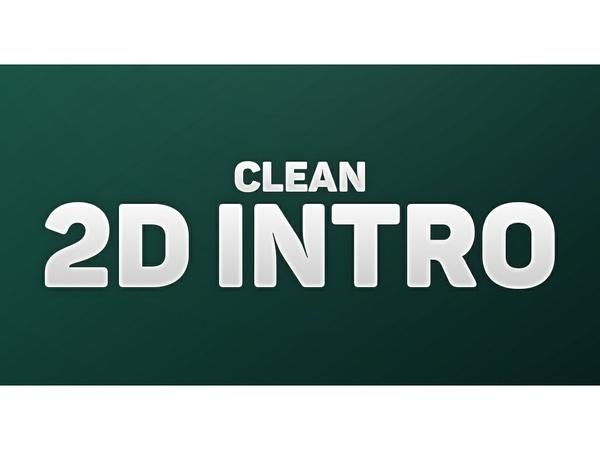 2D Clean Intro