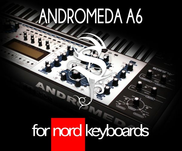 Andromeda A6 For Nord Keyboards
