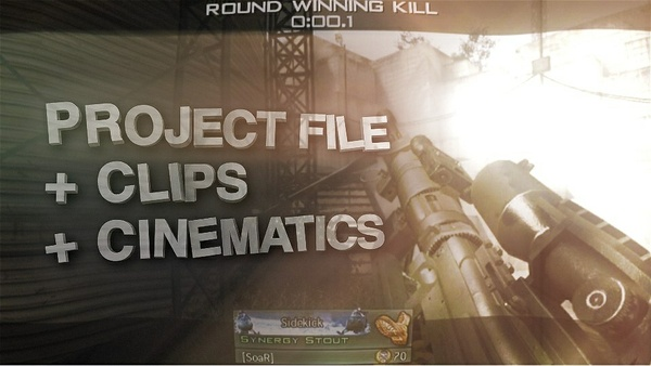 Introducing Synergy Stout [CLIPS + CINEMATICS]
