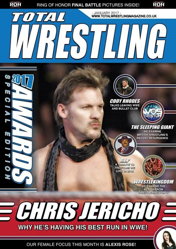 Total Wrestling Magazine January 2017