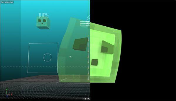 Minecraft Slime Rig V.1