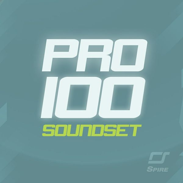 Pro100 Soundset for Reveal Sound's Spire Synthesizer