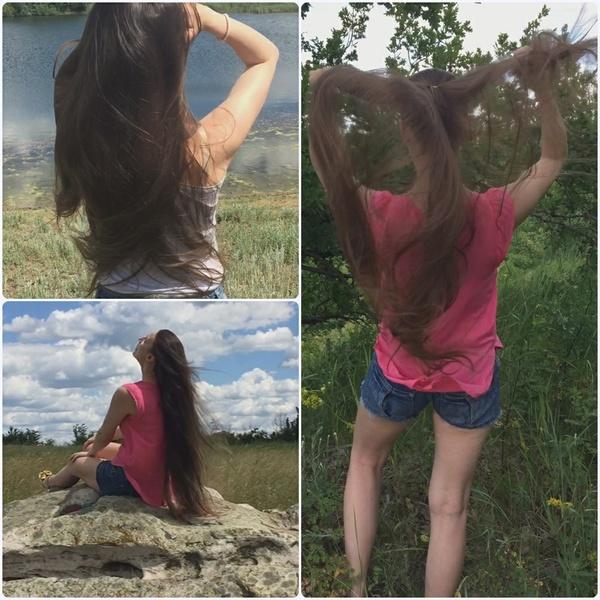 Elena's - Outdoor Hairplay
