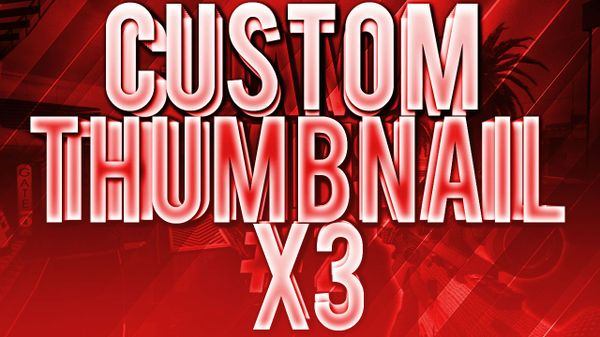 Custom Thumbnail X3