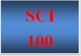 SCI 100 Week 5 Specific Health Presentation