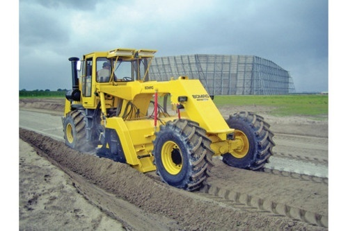 BOMAG MPH 454 RECYCLER & STABILIZER OPERATION & MAINTENANCE MANUAL