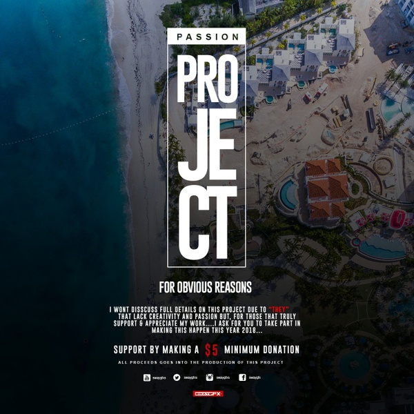 Passion Project 2018 - READ!