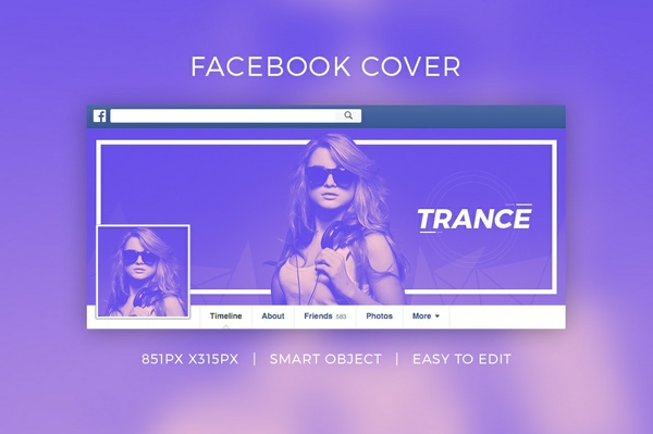 Dj Facebook Cover V7