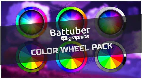 COLOR WHEEL PACK