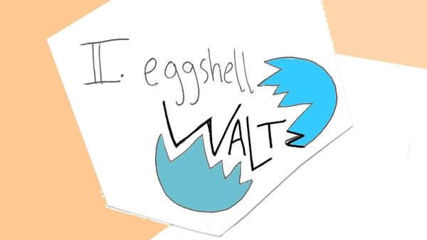 """Eggshell Waltz"" (SHEET MUSIC .PDF)"