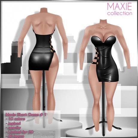 2014 Maxie Short Dress # 1