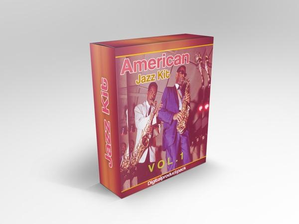 American Jazz Kit VOL.1