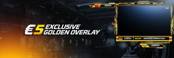 Golden Overlay