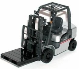 Nissan Forklift L01, L02 Series: L01A/M15/18, L02A/M20/25/28/30/35 Workshop Service Manual