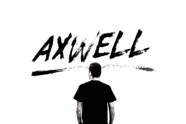 Axwell Brush Font