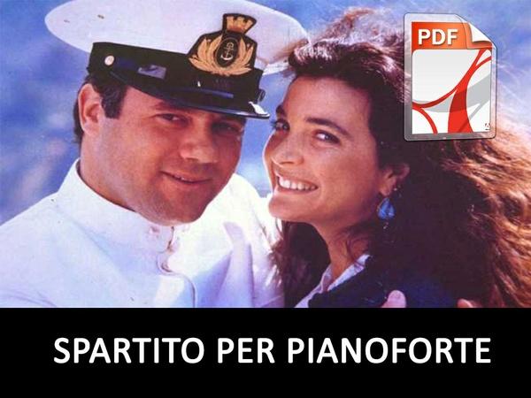 Cuori Nella Tormenta - Colonna sonora (Spartito per Pianoforte)
