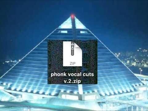 PHONK VOCALS SAMPLE PACK VOL. 2 / MEMPHIS RAP VOCAL LOOPS