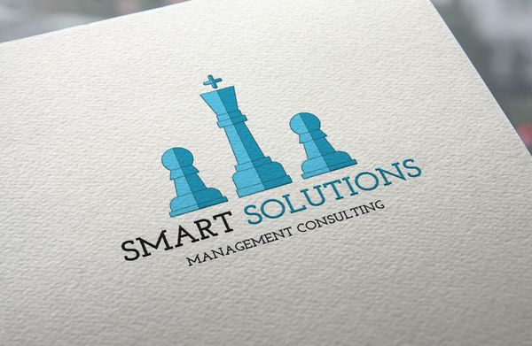 Management Consulting Logo Template