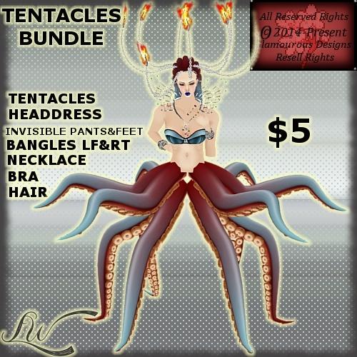 Tentacles BUNDLE