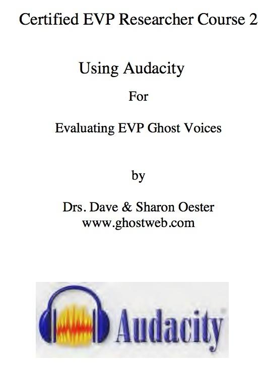 EVP Researcher Course Part 2