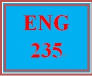 ENG 235 Week 3 Phonology Exercise Worksheet