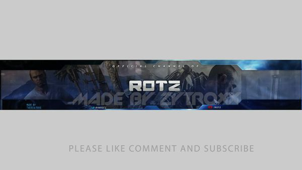 Non Minecraft Related Banner