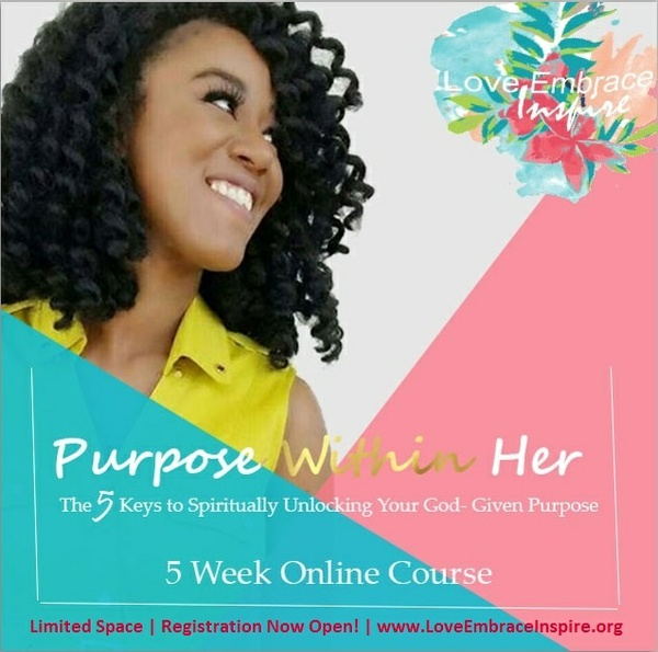 Purpose Within Her - 5 Week Program