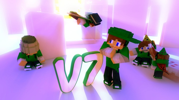 Timy's Minecraft Rig v7