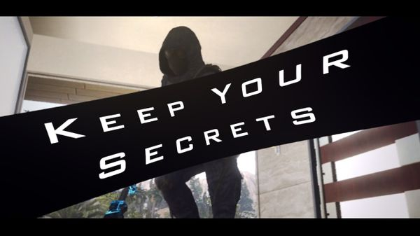 Keep Your Secrets Project File (AE)