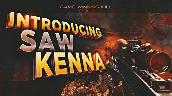 Introducing Saw Kenna