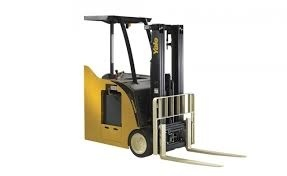 Yale Electric Forklift Truck Type (A824) ESC 20 AB, ESC 25 AB, ESC 30 AB Lift Truck Parts Manual