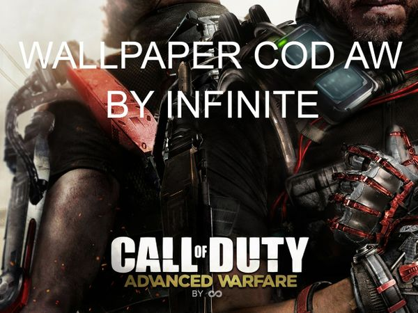 Call of duty AW : Wallpaper By Infinite