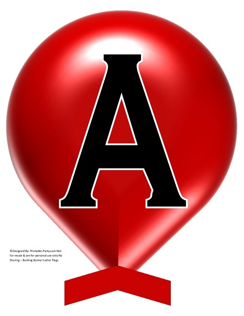 LARGE-RED-BALLOON-PRINTABLE-BANNER-LETTERS-A-Z-0-9