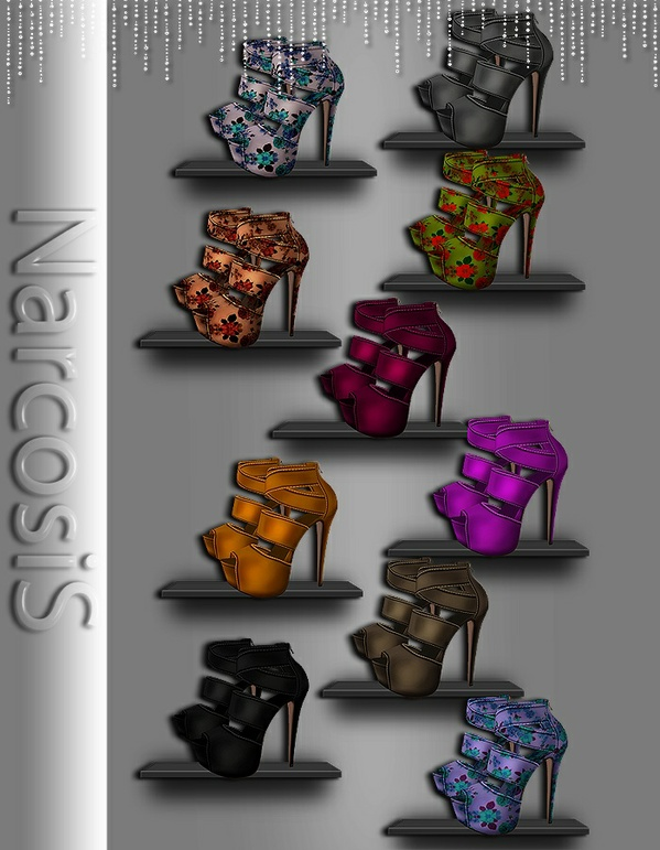 Shoes01 Derivable Open
