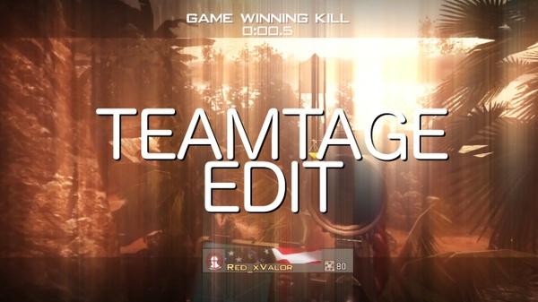 Teamtage Edit