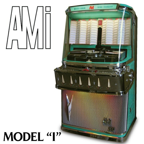"AMI Model ""I"" JCI-100, JBI-120, JAI-200 (1958) Manual"